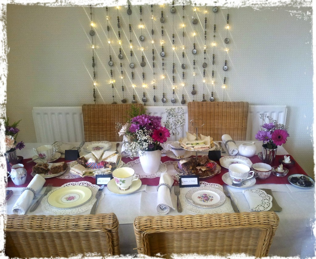 On Saay I Hosted A Vintage Tea Party At My House For The Very First Time And As It Was Such Success Thought D Share Some Of Top Tips