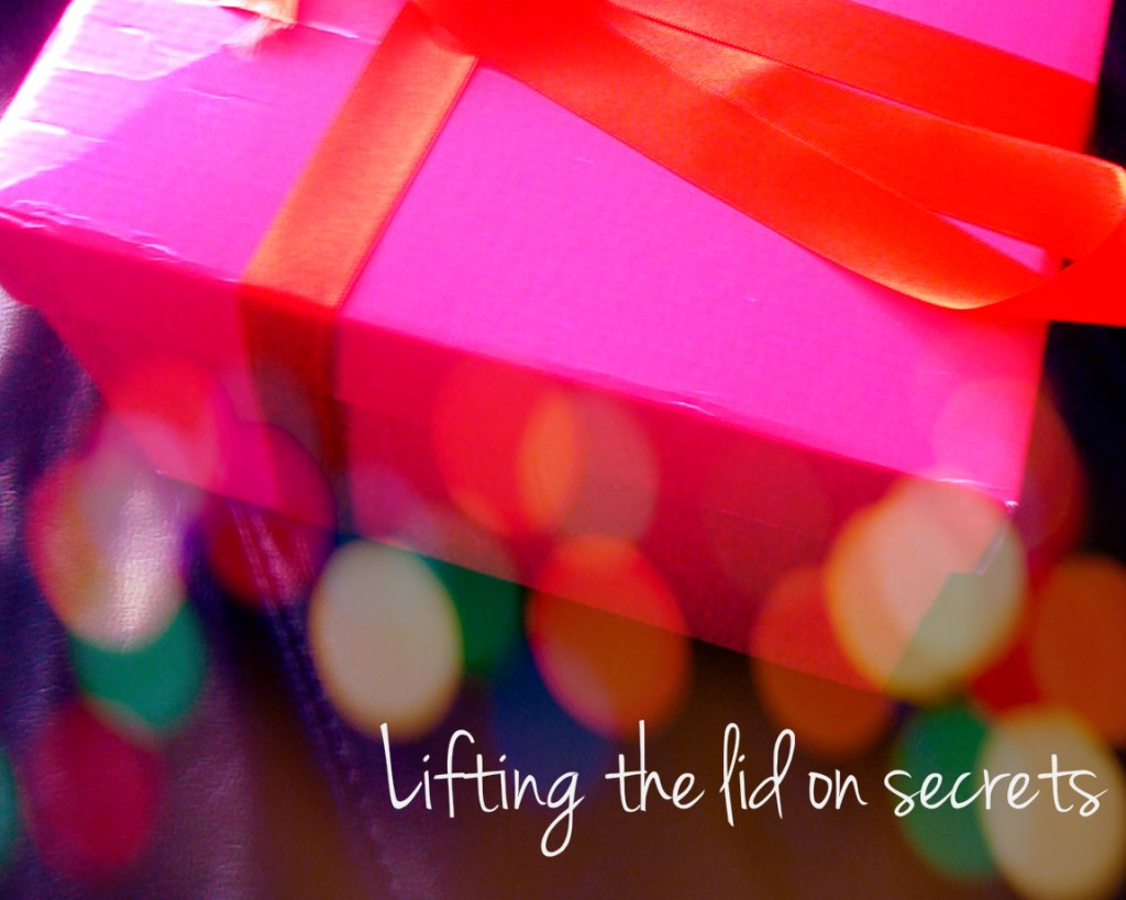 Five things I know about secrets