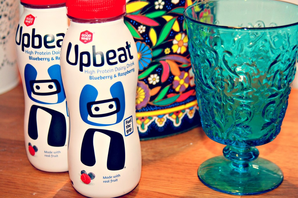 Beating snacking with upbeat