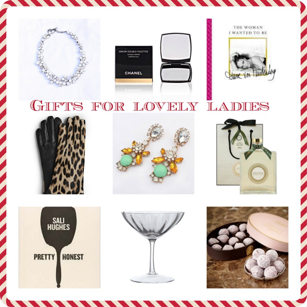 gifts for lovely ladies