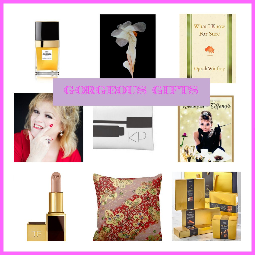 GORGEOUS GIFTS FOR MARVELLOUS MUMS