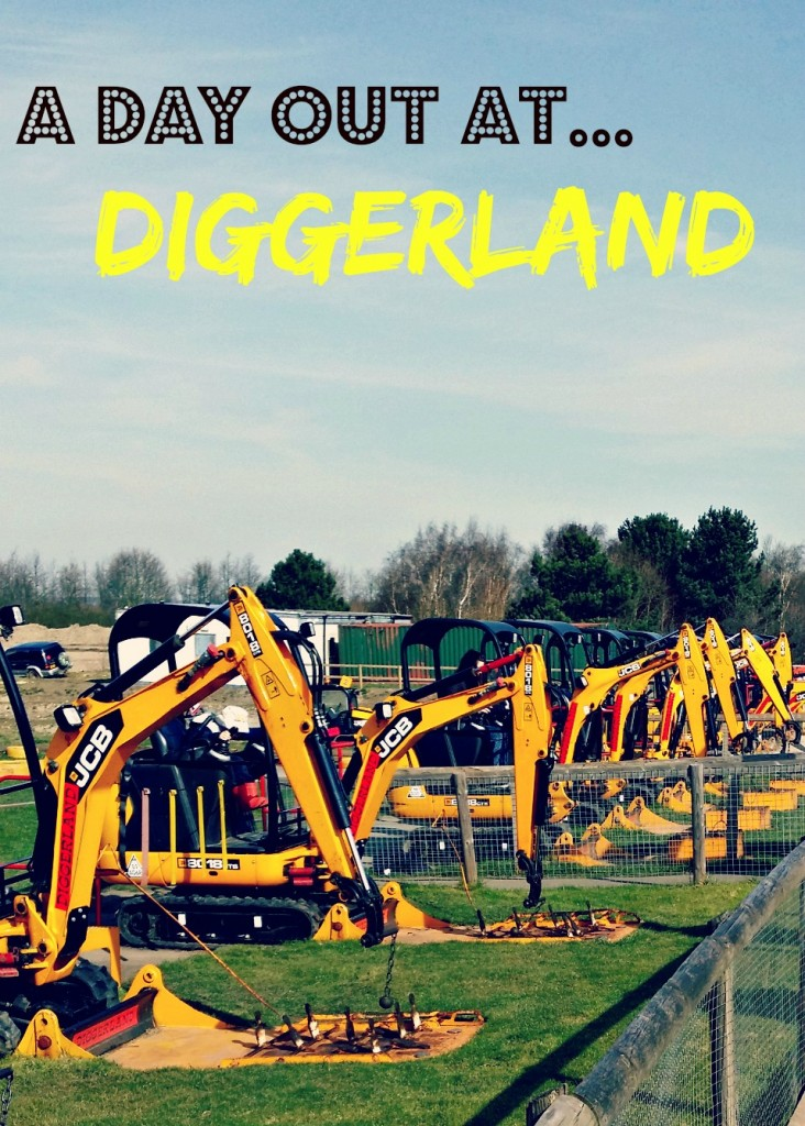 Diggerland Review Castleford