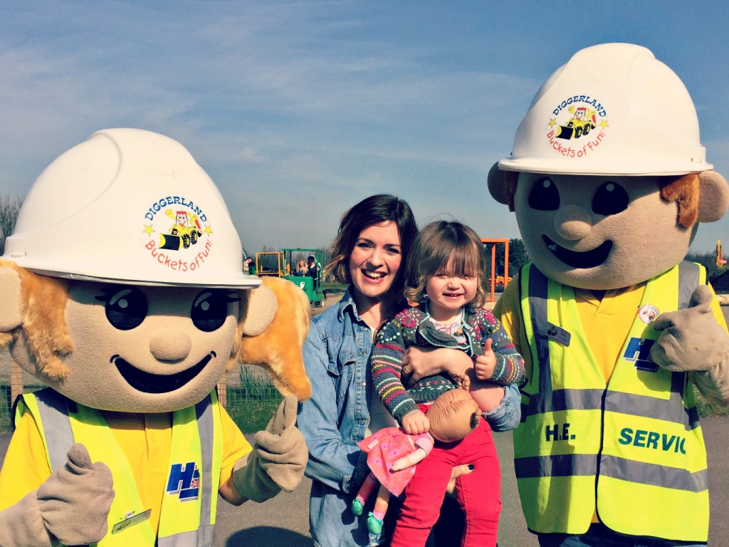Diggerland friends