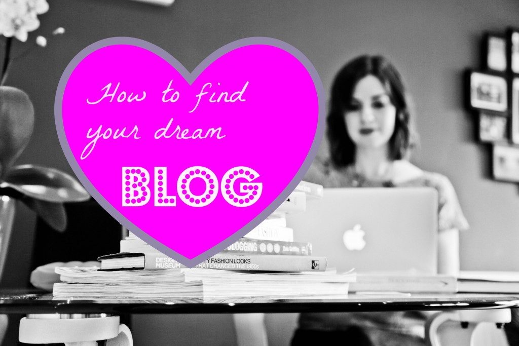 How to find your blog soul mate