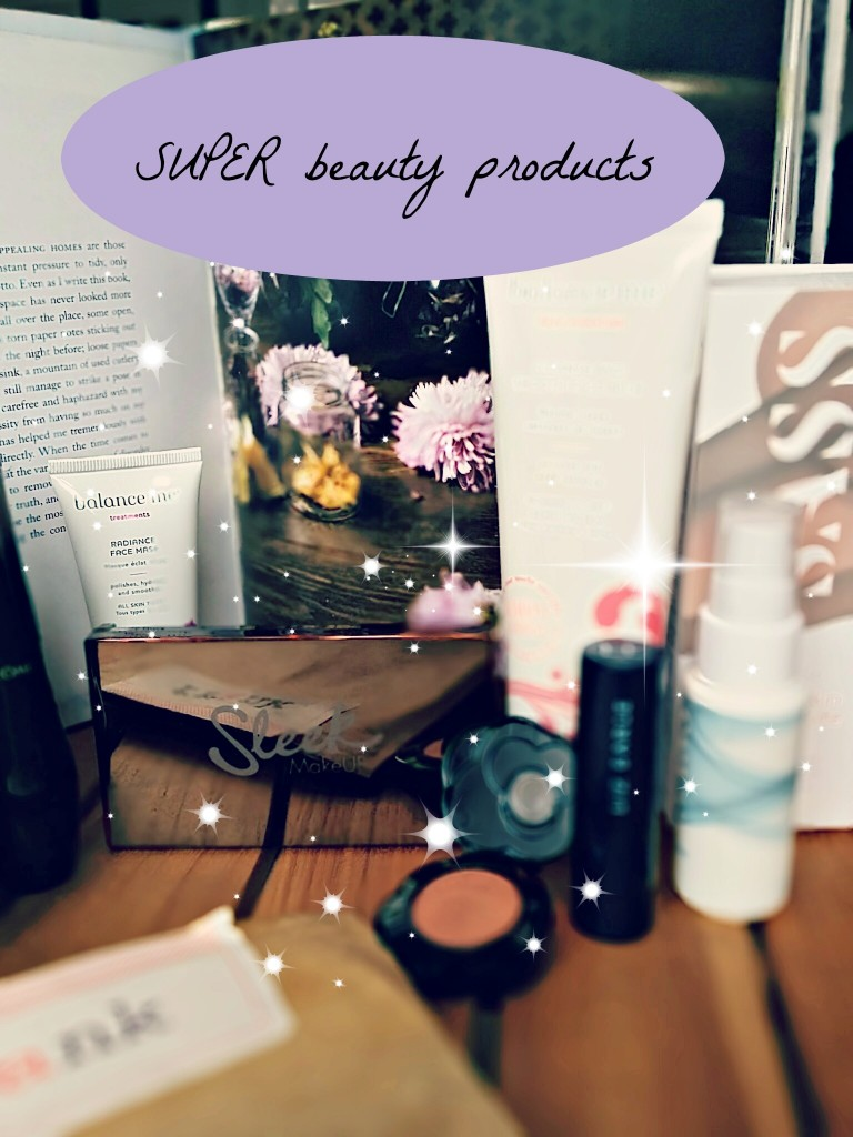 Super beauty products