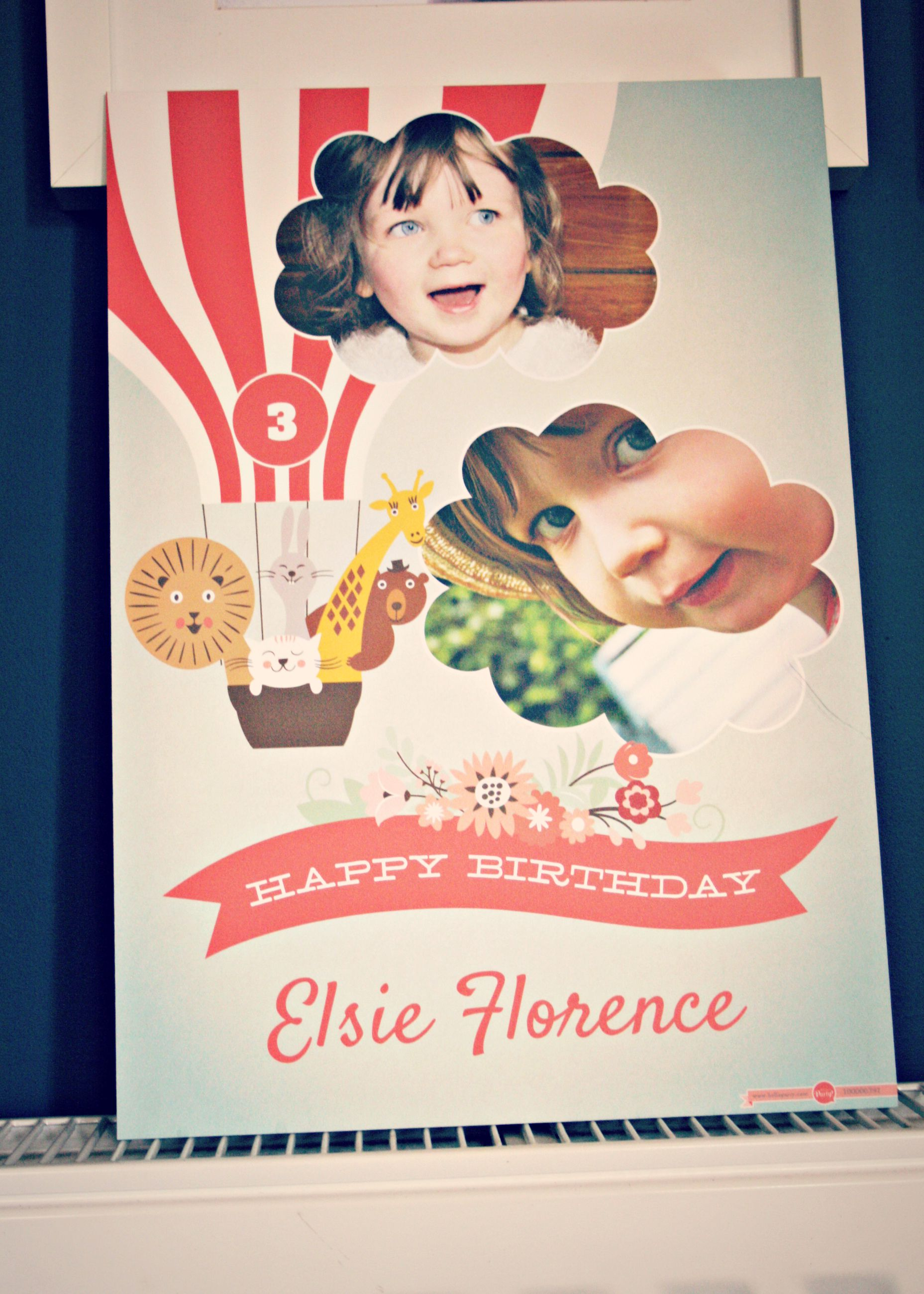 Elsie Florence board small