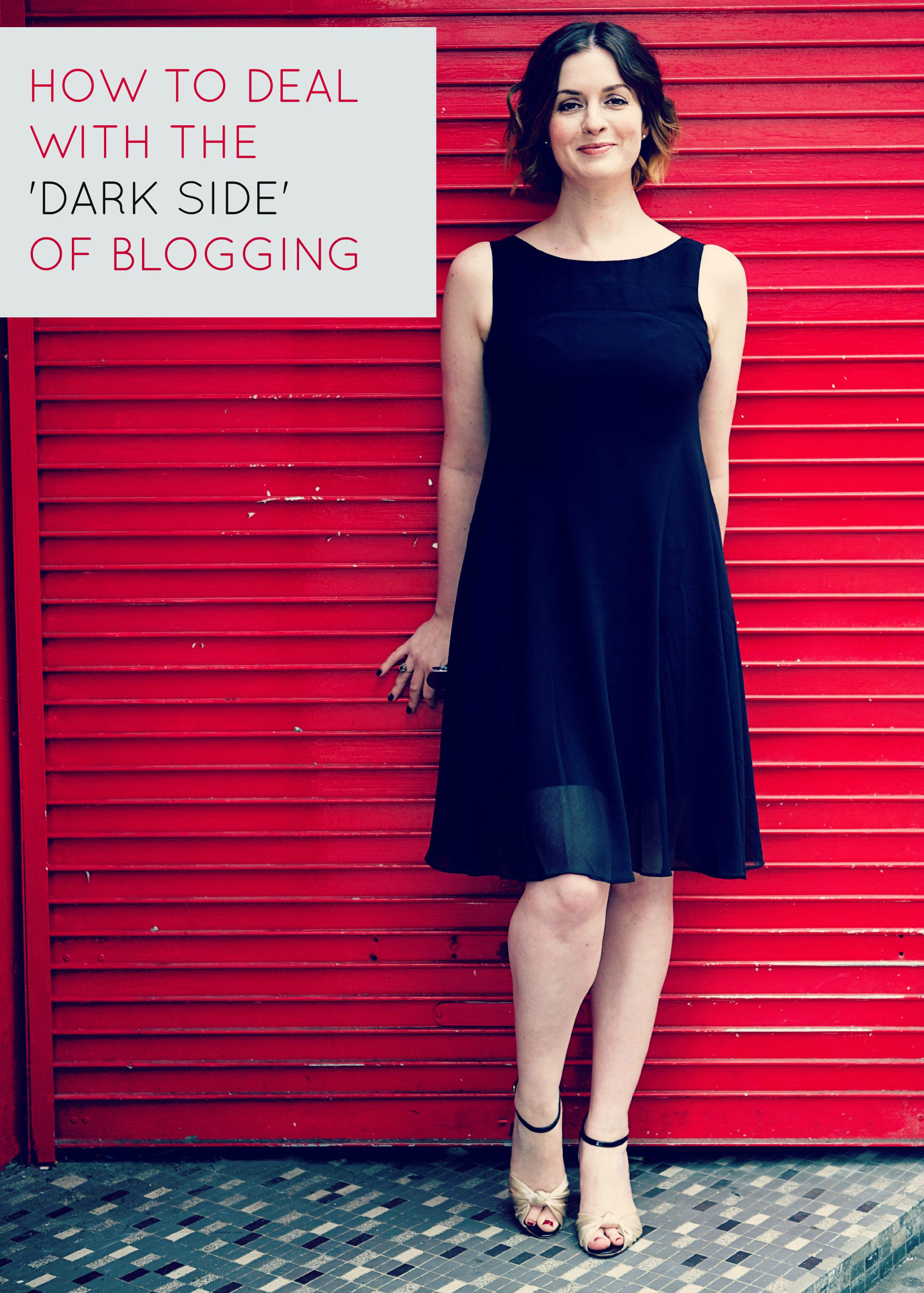 Dark side of blogging