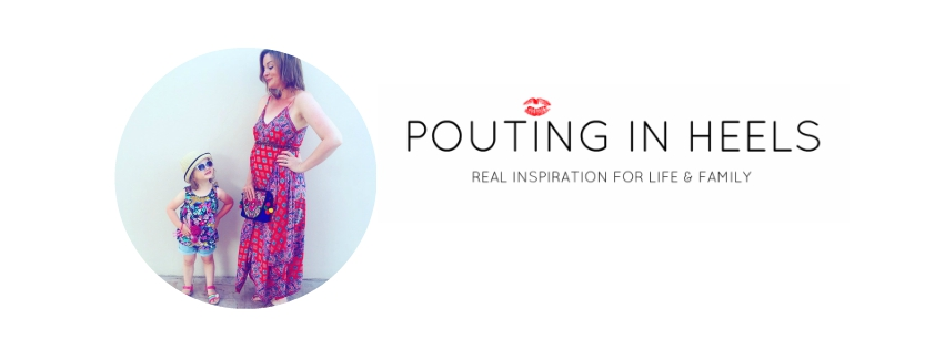 Pouting In Heels - Pouting In Heels is an award winning UK lifestyle & family blog that aims to inspire women.