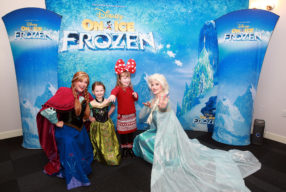 REVIEW: DISNEY ON ICE FROZEN