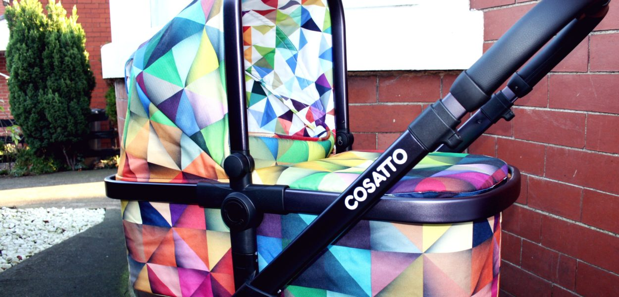 FIRST IMPRESSIONS: COSATTO WOW TRAVEL SYSTEM