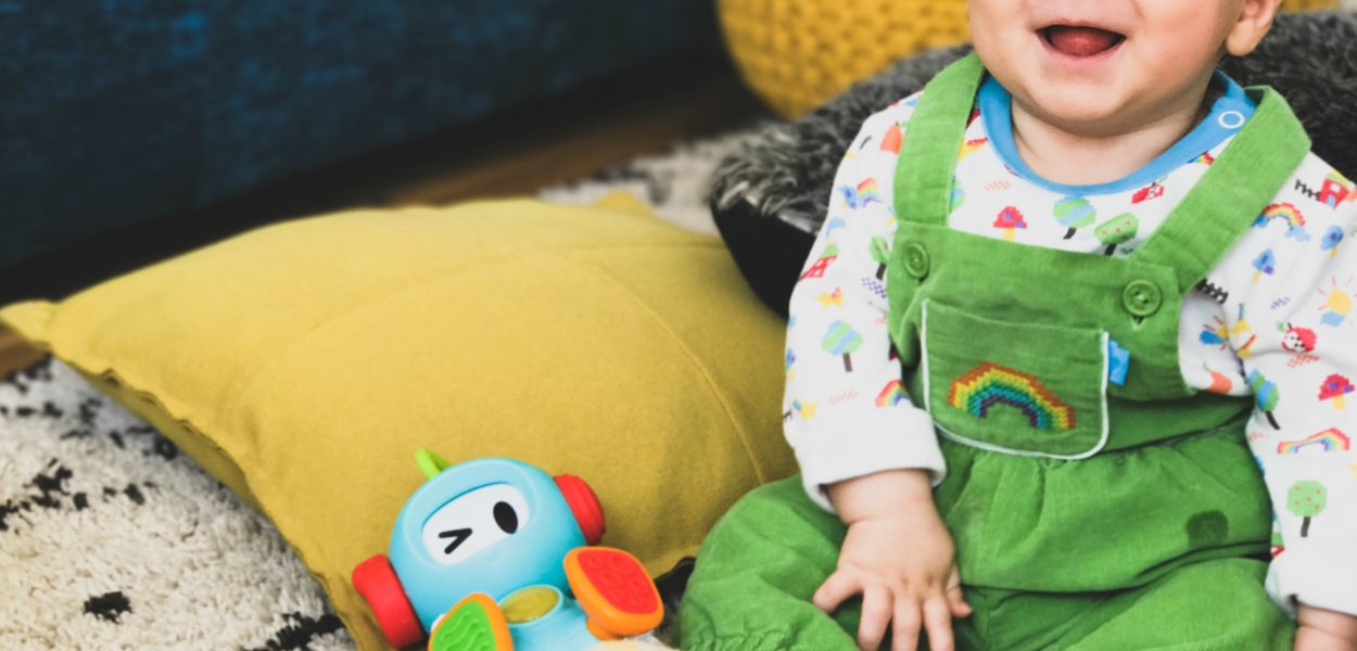 REVIEW // BKIDS SENSORY TOYS