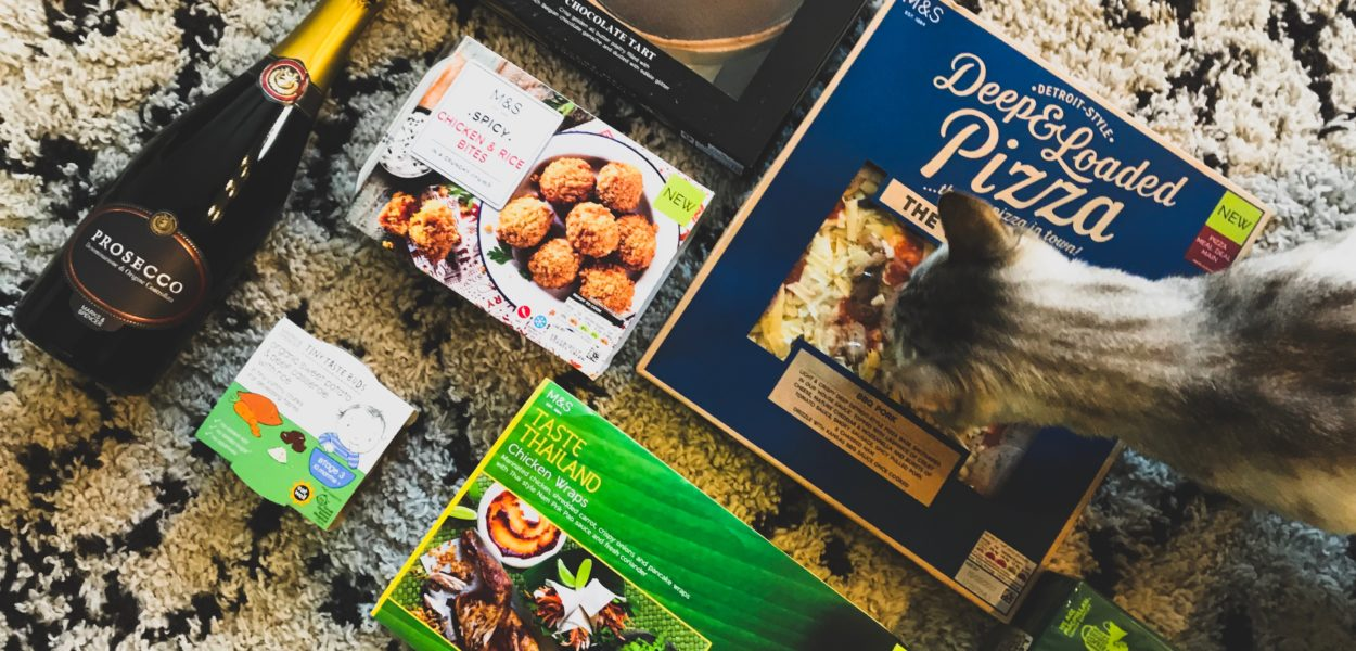 REVIEW / M&S AUTUMN WINTER FOOD